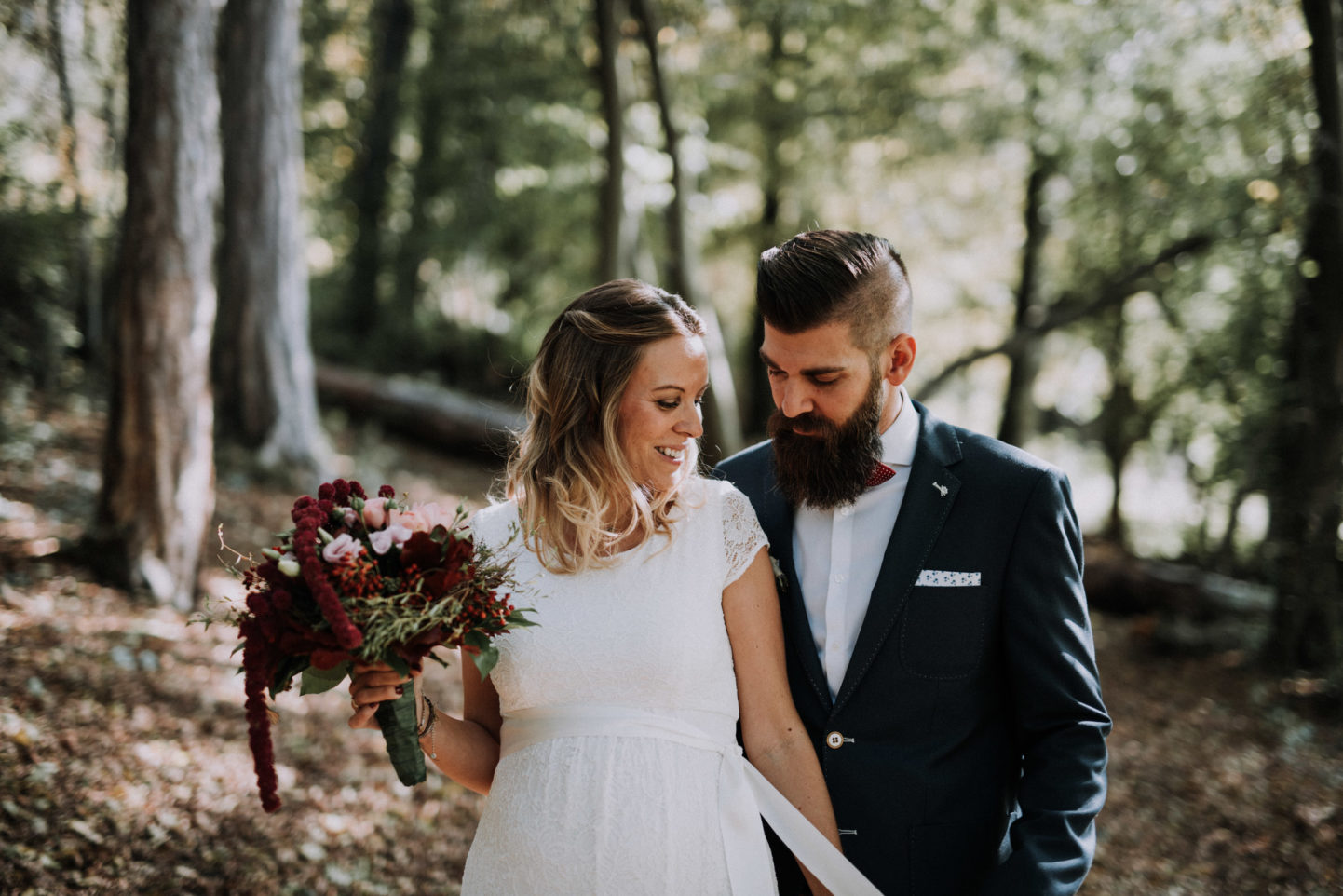 Hipster Photographer wedding