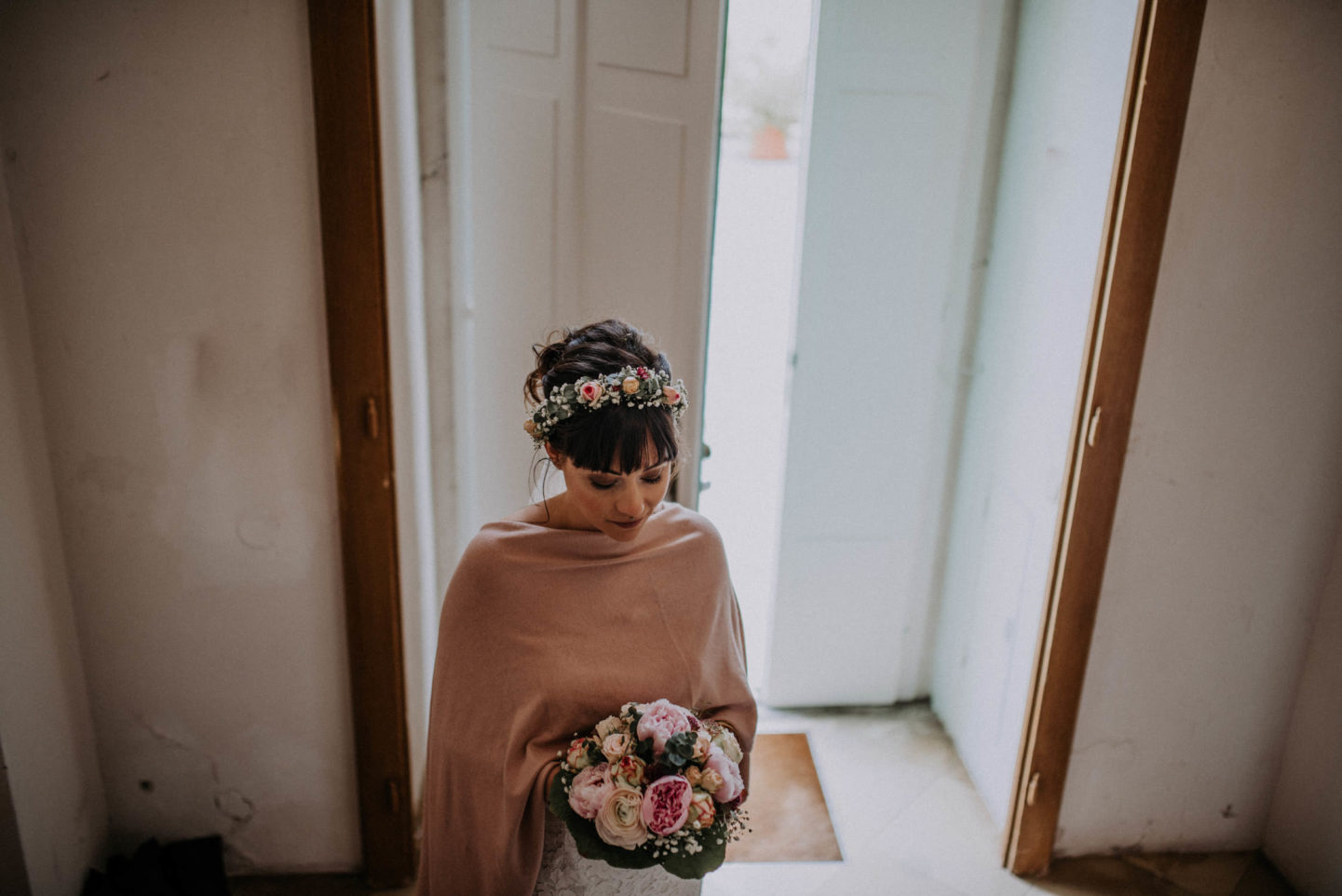 Tolle Vintage Braut