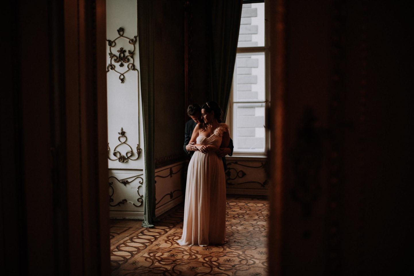 Romantische Hochzeit Österreich